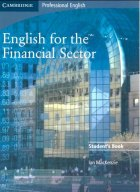 English for the Financial Sector (Student's Book, Teacher's book, Audio CD)
