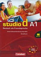 Studio d. Cornelsen. Уровень A1 Cornelsen