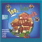 Teo, Leo & Manda. Иностранные языки. 3-6 лет