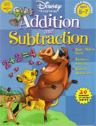 The Disney Learning. Addition & Subtraction