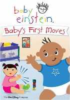 Baby Einstein: Baby's First Moves — Первые шаги (2010/DVDRip)