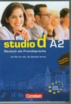 Studio d. Cornelsen. Диск 2. Уровень A2