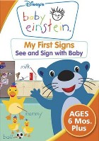 Baby Einstein: My First Signs — Первые жесты (2010/DVDRip)