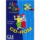 Cle international. Alex et Zoe et Compagnie. Niveau 1