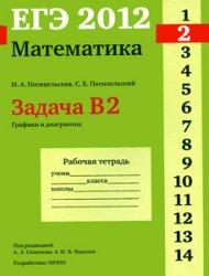 ЕГЭ 2012. Математика. Задача B2. Графики и диаграммы. Рабочая тетрадь