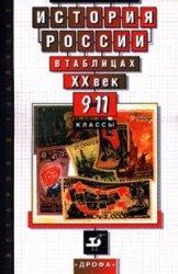 История России в таблицах. XX век. 9-11 кл.: Справочное пособие