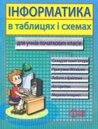 Інформатика в таблицях та схемах для учнів початкових класів