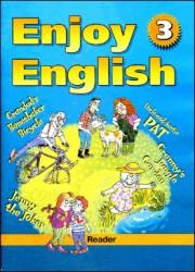 Английский язык. 5-6 класс. Enjoy English. Книга для чтения. Enjoy English-3. Reader. Биболетова М. З., Денисенко О. А.